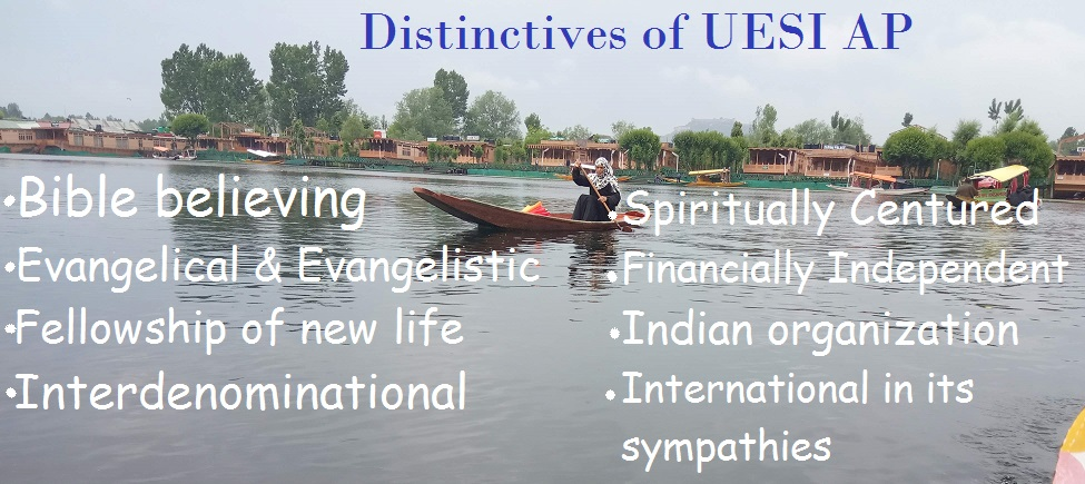distinctives of UESI